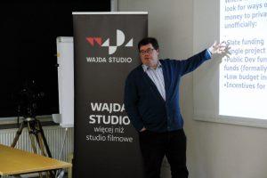 Stephen Cleary - wykłady dla uczestników kursów