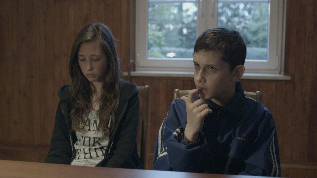 """Ola i Nikodem, bohaterowie filmu """"Komunia"""", reż. Anna Zamecka, prod. Otter Films, Wajda Studio, HBO Europe, prod. wspierający MX35."""