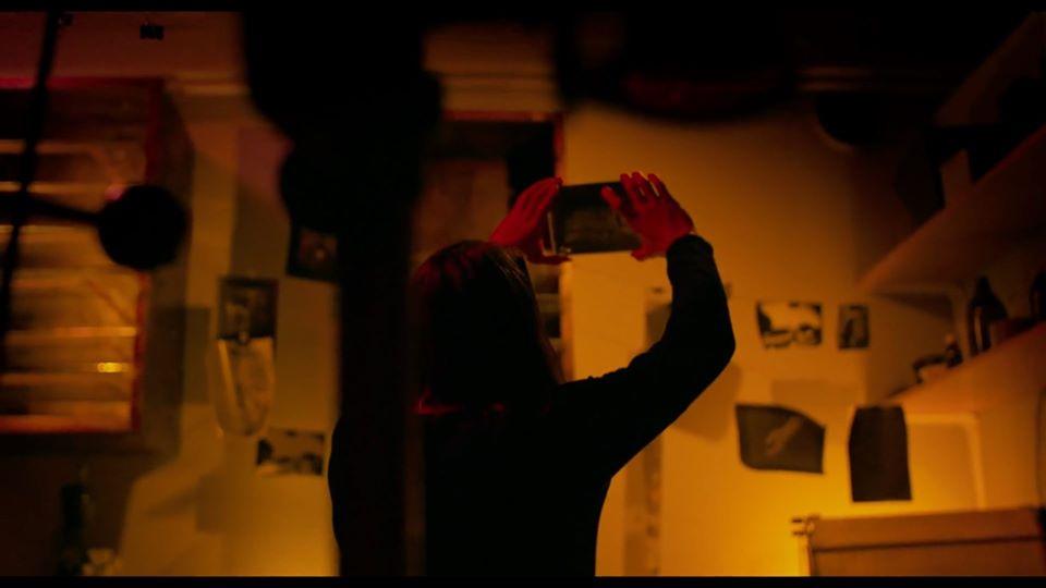 Kadr z filmu Szklane negatywy