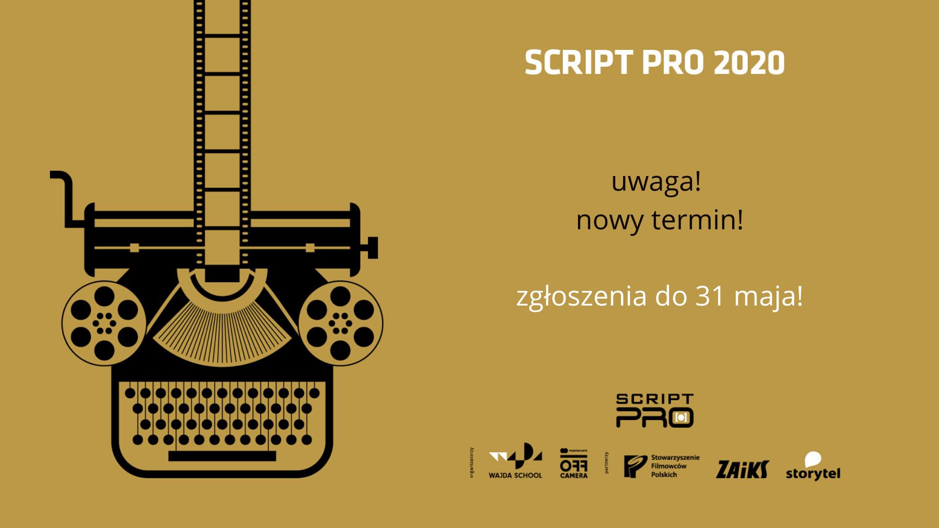 Nabór na Script Pro 2020