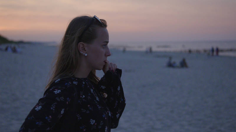 Kadr z filmu Julia nad morzem