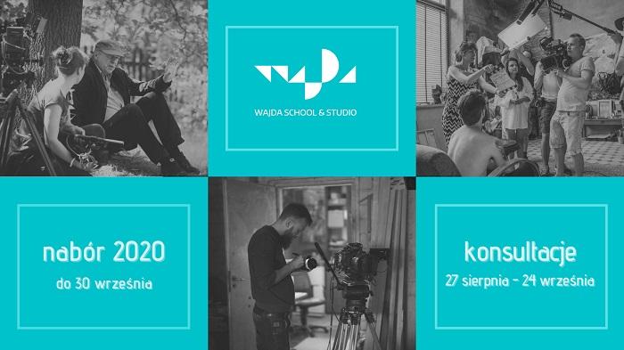 szkoła filmowa nabór 2020 szkoła wajdy
