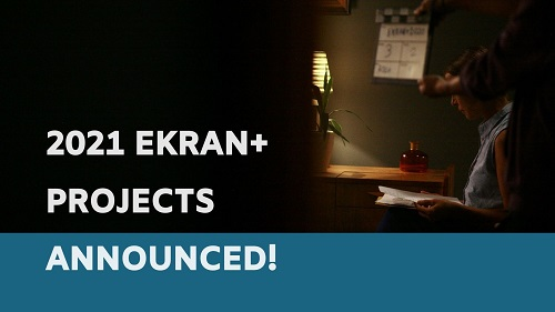 ekran+ projects announced