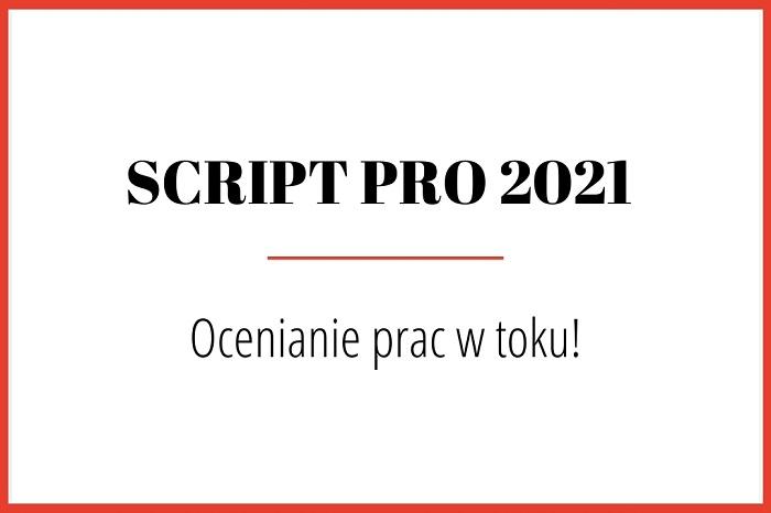 script pro 2021